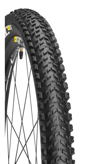 "Mavic Crossroc Roam - Cubiertas - 26 x 2.20"", flexible negro"